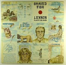 """12"""" LP - Lennon - Shaved Fish - A4581 - washed & cleaned"""