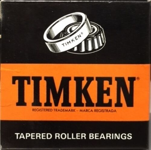 TIMKEN 750 TAPERED ROLLER BEARING, SINGLE CONE, STANDARD TOLERANCE, STRAIGHT