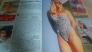 magazine 1993 neerlandais  steffi graf audrey hepburn lisa hartman
