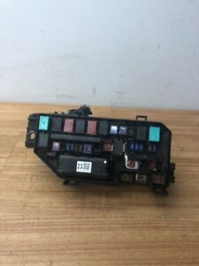 Details about 09-14 Acura TSX 2.4L Wagon Under hood Relay Fuse Box on
