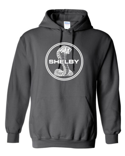 5XL Ford Mustang Muscle Car Shelby Cobra HOODIE S