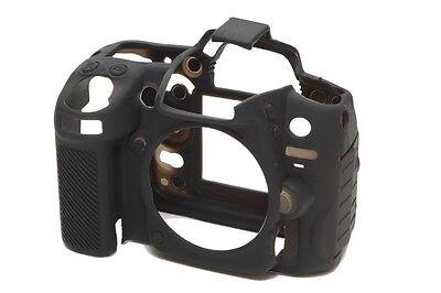 EasyCover Pro Piel de silicona caso de armadura de cámara para adaptarse a Nikon D7000 DSLR