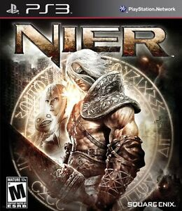 Nier-PlayStation-3-PS3-Action-RPG-Square-Enix-Prequel-to-Nier-Automata-NEW