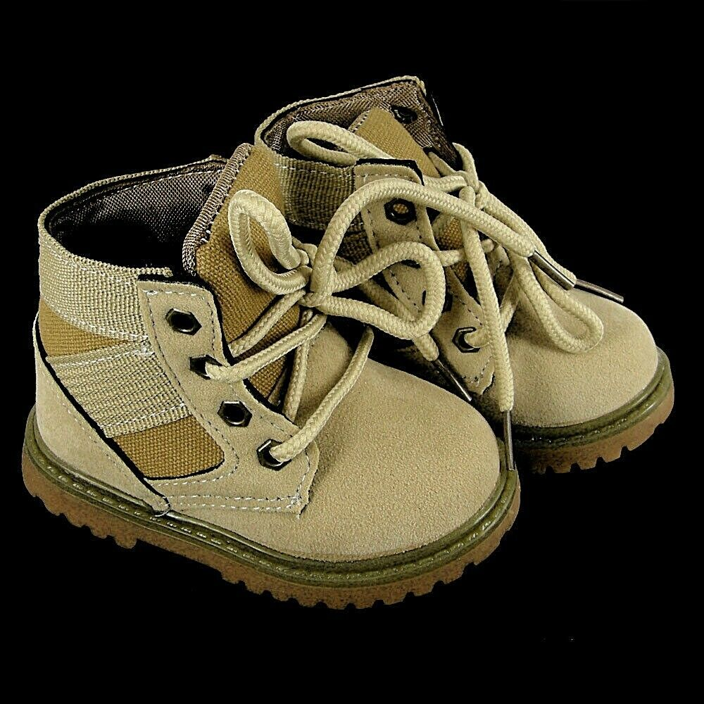 Baby boys boots, shoes, Faux Suede
