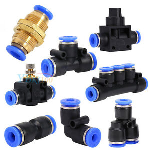 Pneumatic-Push-In-Fitting-Air-Valve-Water-Hose-Pipe-Connector-Speed-Joiner-ark