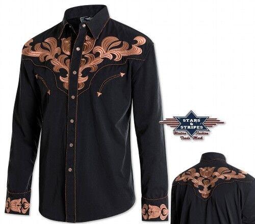 Shirts country western ref  HARVEY Stars & Stripes PROMO