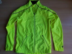 ASICS-Running-Jacket-Motion-Protect-Windproof-Shell-Unisex-Size-S