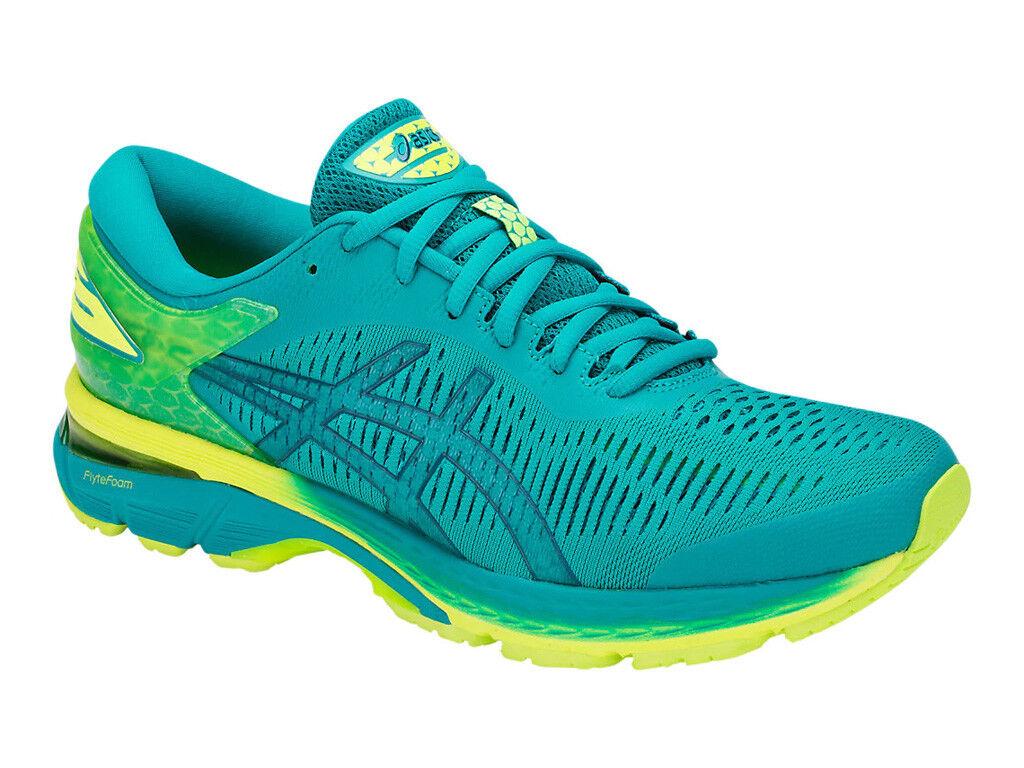 [asics] GEL-KAYANO 25 Lagoon / Deep Aqua Men's Running Shoes 1011A019.300