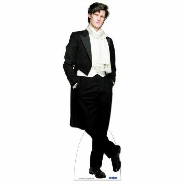 The 11th Doctor Who Matt Smith Wedding Suit Official Lifesize Cardboard Cutout