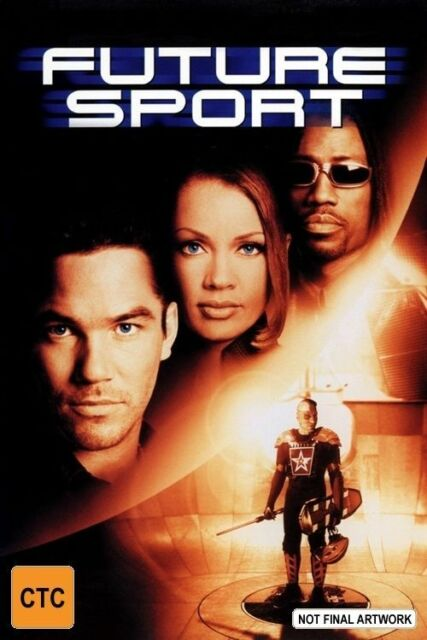 Future Sport (DVD, 1999)