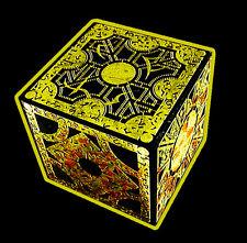 80's Horror Classic Hellraiser Puzzle Box custom tee Any Size Any Color