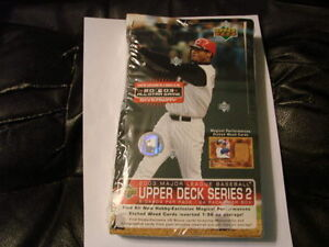2003-Upper-Deck-Series-2-Baseball-Factory-Sealed-Hobby-Box-S5-24-pack-8-Cards