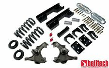 Belltech 89-96 Silverado C3500/C2500 5/8 Drop Lowering Kit 722