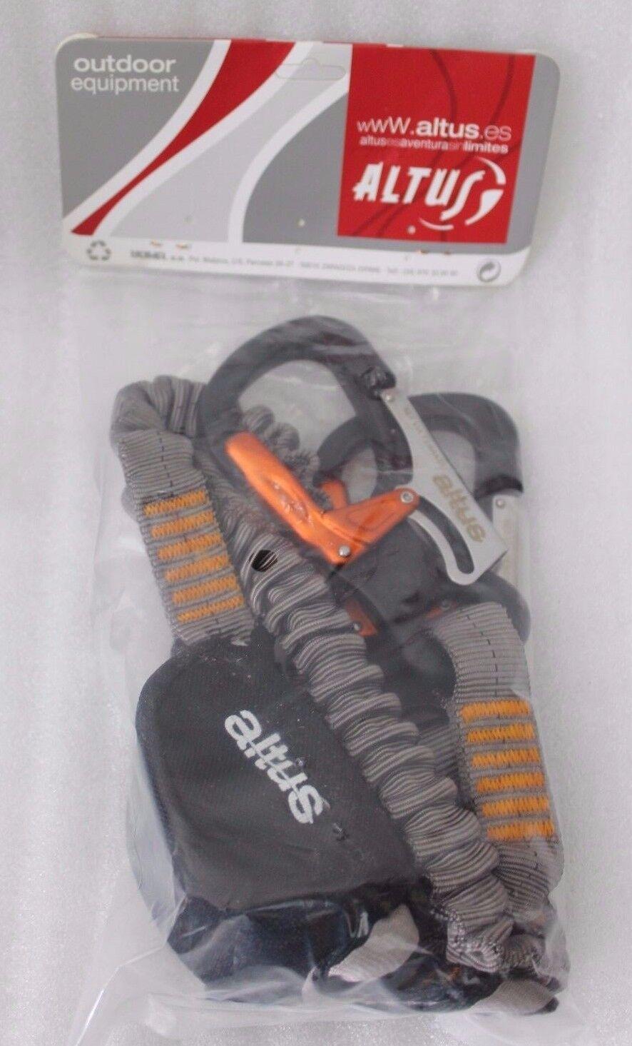 Altus Set via Ferrata autoabiniere Backup 9200601 nuovo A