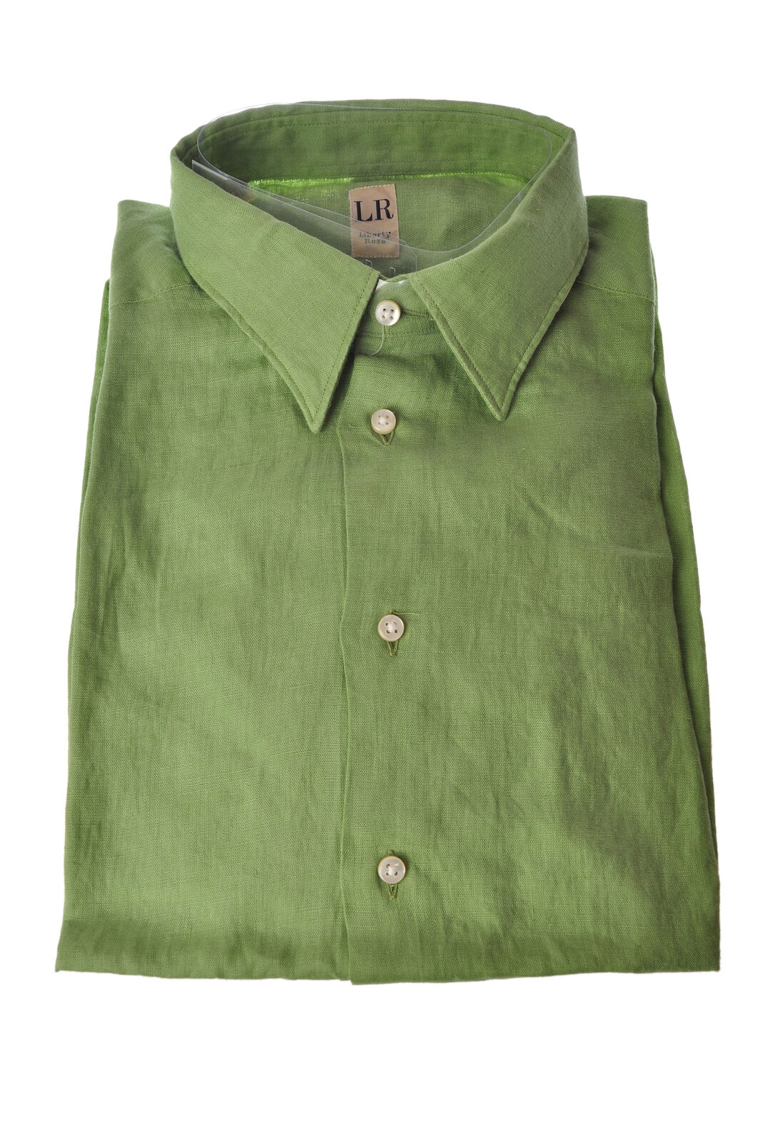 Liberty Rose  -  Shirt - Male - Grün - 3460621A180737