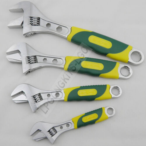 Multi-function Adjustable Wrench Pipe Tongs Plier Tool for Car Repaire Machine