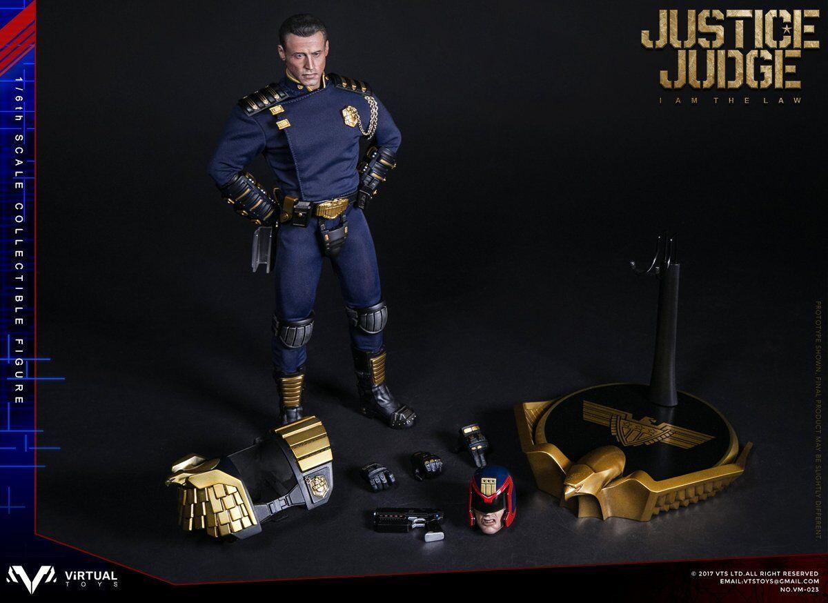 cómodamente VTS Toys 16 16 16 escala Juez De La Justicia Figuras De Acción VM-023  envío gratuito a nivel mundial