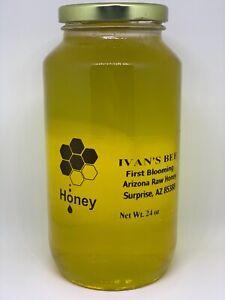 Raw-Honey-Cactus-Raw-Honey-Best-Honey-From-African-Bees-Pure-Honey-24oz