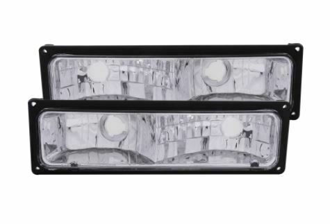 ANZO USA 511033 Parking// Turn Signal Light Assembly Left and Right