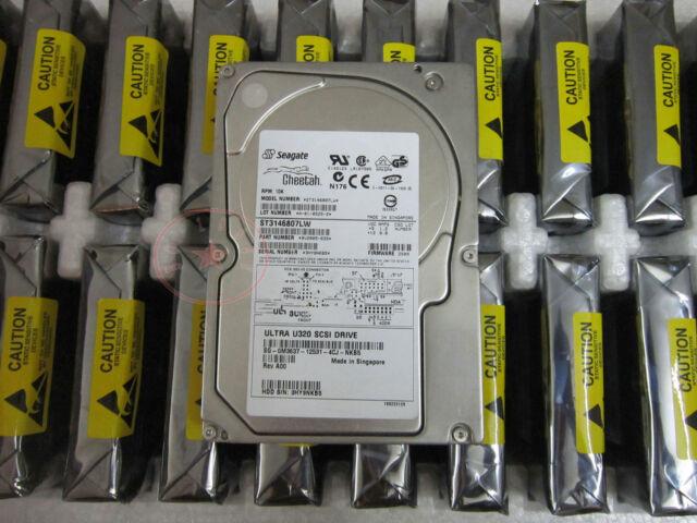 "Seagate Cheetah 10K.6 146.8GB Internal 10000RPM 3.5"" (ST3146807LW) HDD"