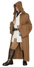 Jedi Robe sólo Marrón Claro-Excelente Calidad Disfraz Capa