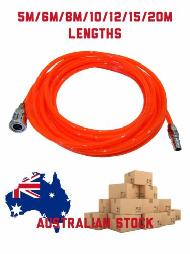 Air Hose 5M Length 8mm x 5mm Flexible PU Hose Tube for 4WD Air Compressor