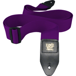 Ernie-Ball-Purple-Polypro-Guitar-Strap