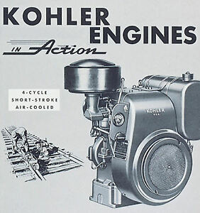 kohler engine service manual k91 k181 k241 k301 k321 k341 repair rh ebay com kohler repair manuals pdf kohler repair manual k341