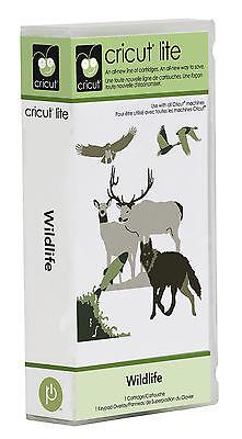 Cricut Lite Wildlife Cartridge 2000165