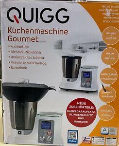 Quigg Küchenmaschine Kaufen 2021
