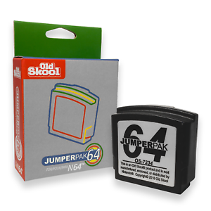 Jumper-Pak-64-Booster-Jumper-Pack-for-Nintendo-64-N64-Old-Skool
