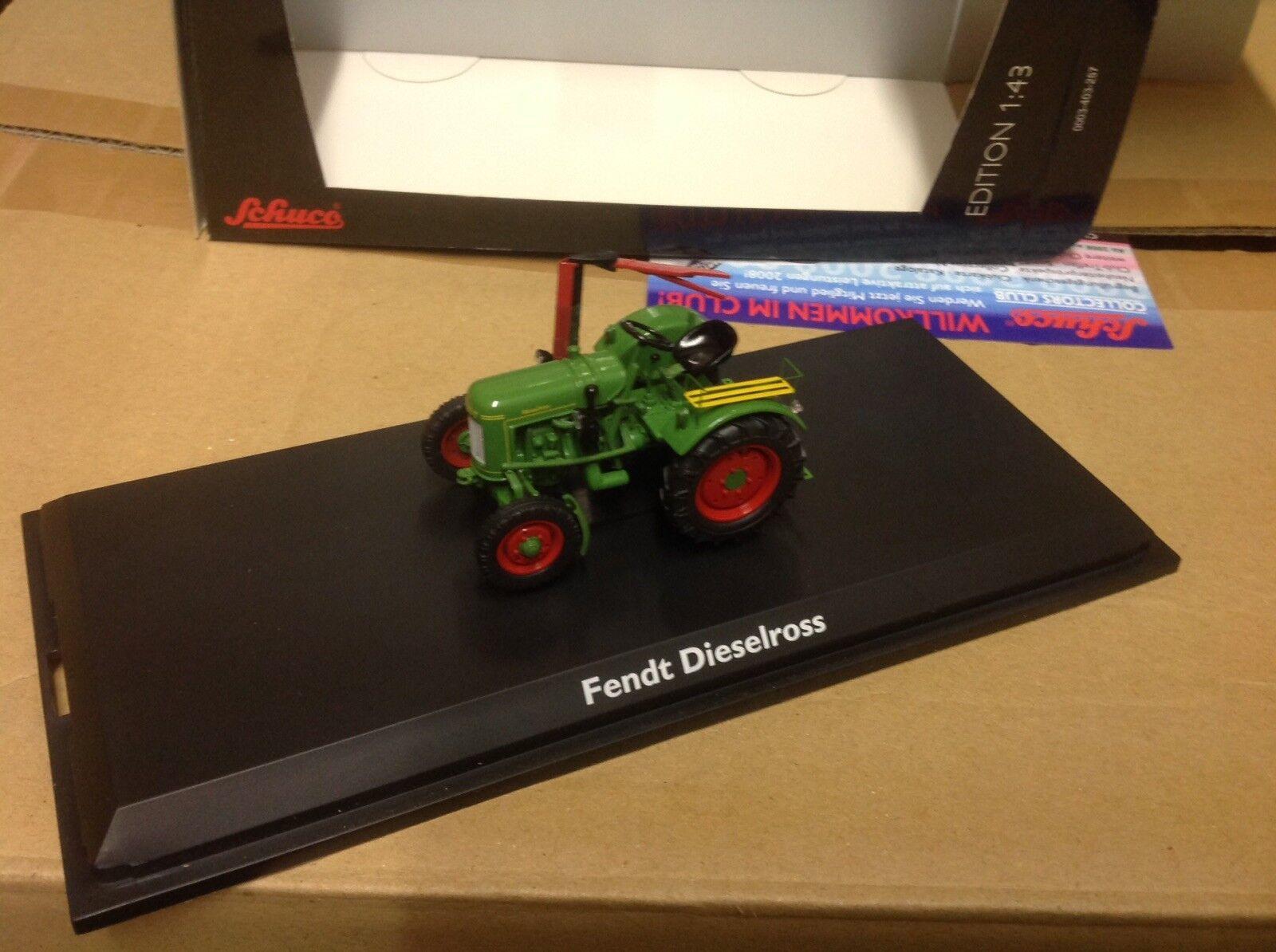 Schuco 1 43 traktor  | Spielzeugwelt, spielen Sie Ihre Ihre Ihre eigene Welt  8b9bc5