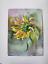 "Indexbild 3 - Aquarell Gemälde ""Sonnenblume ""Sunflower"" 20x27 cm watercolor paintings original"
