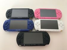 Refurbished Sony PSP 1000 Playstation Portable Console Bundle*Choose YOUR COLOUR