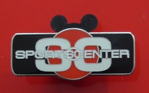 Walt-Disney-Enamel-Pin-Badge-Walt-Disney-039-s-Sports-Center-SC