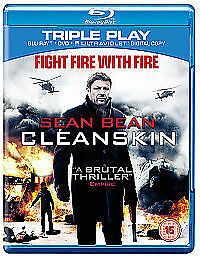 1 of 1 - Cleanskin (Blu-ray0 TRIPLE PLAY-BRAND NEW AND SEALED