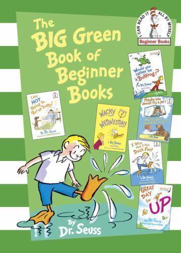 Beginner Books: The Big Green Book of Beginner Books by Dr. Seuss (2009, Hardco…