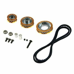 Drift-modify-To-pulley-V4-1-1-4-Tamiya-for-TA05-VDF-Gold-3803V4-GO-Japan