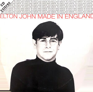 Elton-John-CD-Single-Made-In-England-Europe-VG-VG