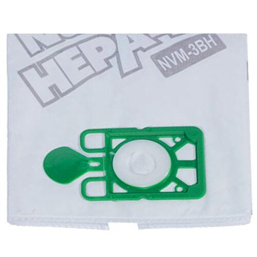 NUMATIC Vacuum Cleaner Bags 23L Industrial Hazardous Wet Dry NVM-3BH 604017 x 40