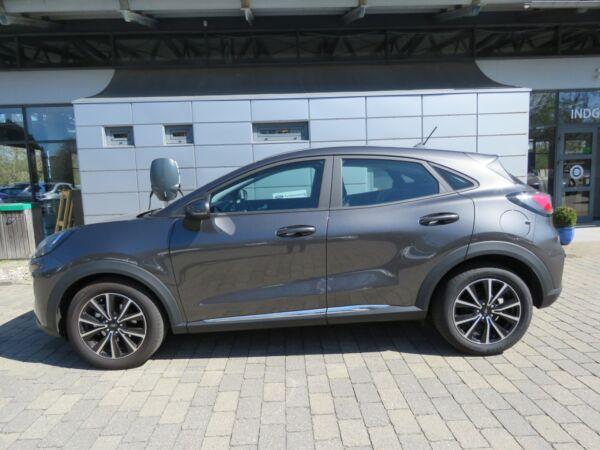 Ford Puma 1,0 EcoBoost mHEV Titanium - billede 2