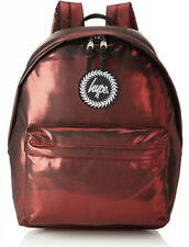 Hype Backpack Plain Claret