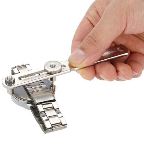 Gehäuseöffner Uhrenöffner Uhrmacher Werkzeug Uhren Deckel Öffner Reparatur