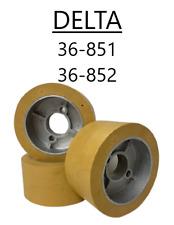Wheels For 1hp Delta 36 852 Power Feeder Set Of 3