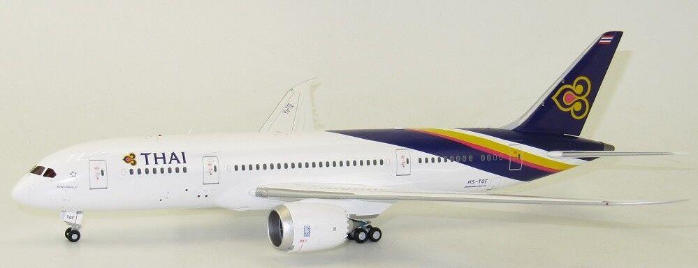 Jc Ailes Lh2071 1 200 Thai Airways Boeing 787-8 Hs-Tqf