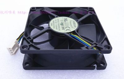 80*80*25mm DC 12V PWM speed control CPU cooling fan for EVERFLOW F128025SU 48