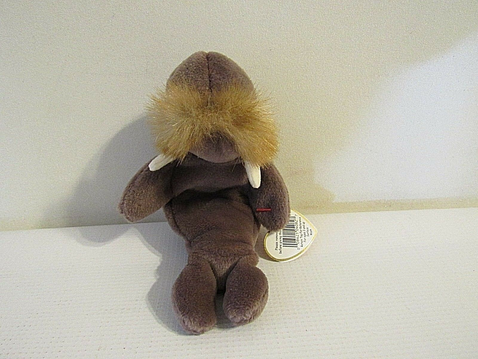 """a8e09c388e0 TY Beanie Babies Collection Retired Jolly Tag with Tag Jolly Errors (BB)  8c0d6e. """""""