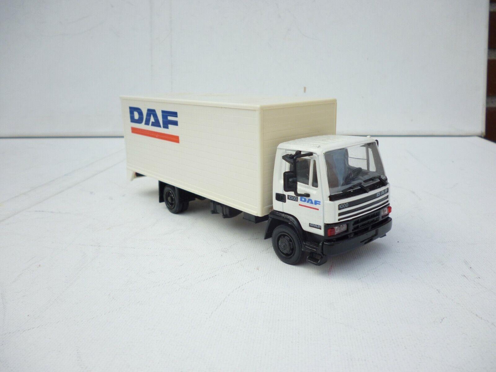 AHC Models 1 43 Diecast Seltener Daf Leyland Demo Daf Leyland OHNE OVP AS NEW