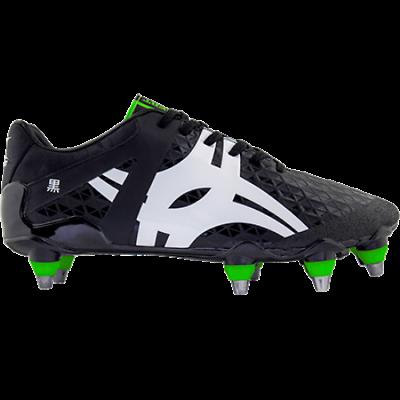 Gilbert Shiro Pro 6 Stud Rugby Boots