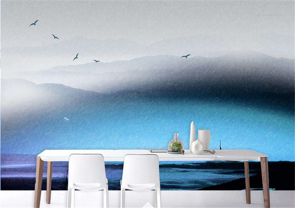 Subtle Fine Shadow 3D Full Wall Mural Photo Wallpaper Printing Home Kids Decor